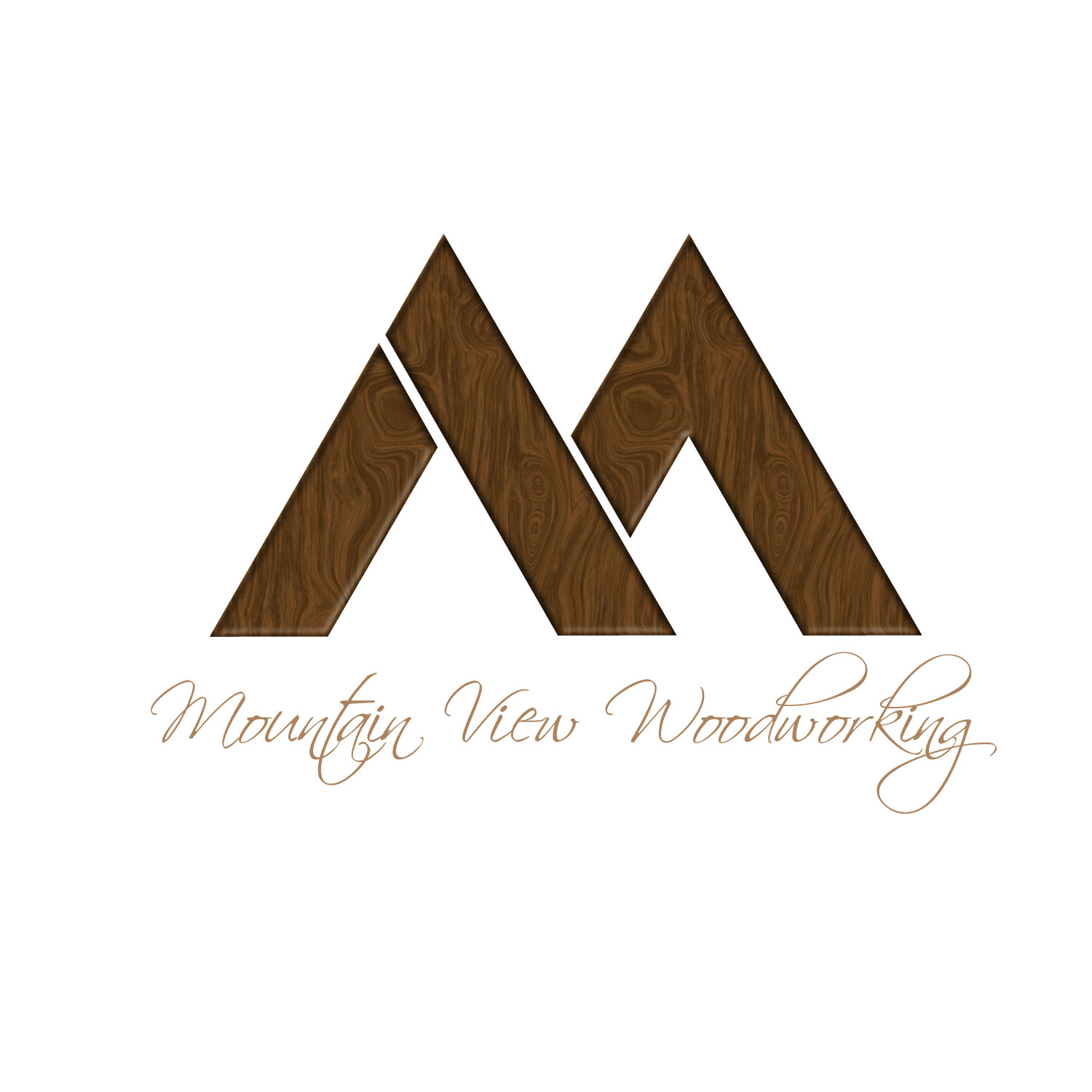 MV woodworking Logo