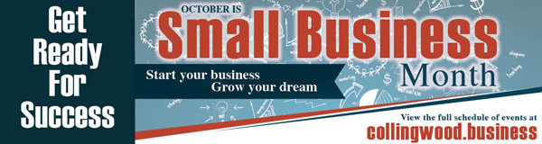 Celebrate Small Business Month This October