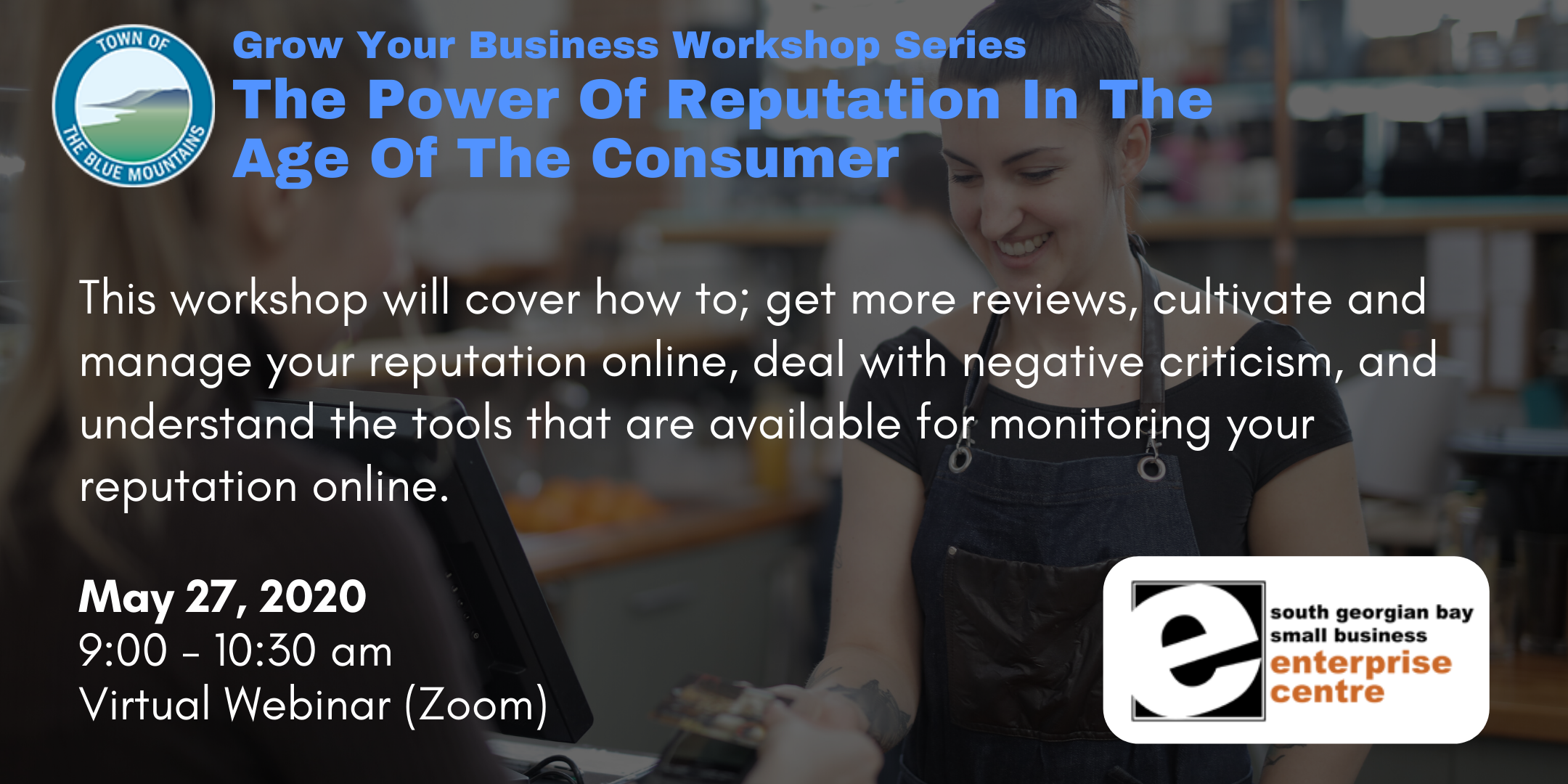 Access to webinar and slide deck- The Power of Reputation in the Age of the Consumer